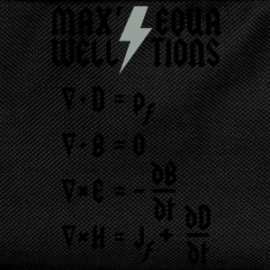 Maxwell's Equations - Heavy Metal Style T-Shirts - Kids' Backpack