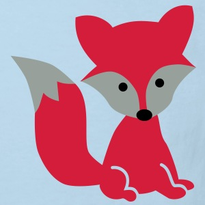little_fox Hoodies - Kids' Organic T-shirt