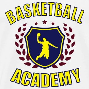 Sweat Basketball Academy Los Angeles Lakers - T-shirt Premium Homme