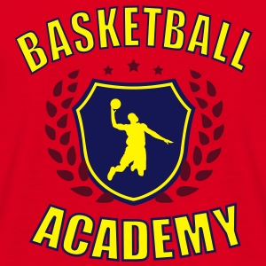 Basketball Academy 2 Hoodies & Sweatshirts - Men's T-Shirt