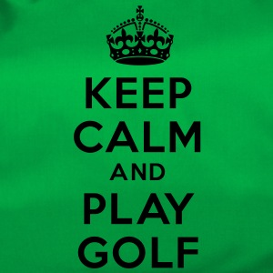 Keep calm and golf Sweat-shirts - Sac de sport