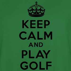Keep calm and golf Sweat-shirts - Maillot de football Homme