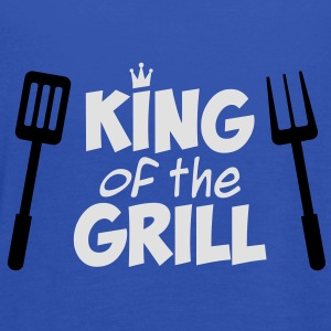 King of the Grill T-Shirt - Frauen Tank Top von Bella