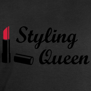 Styling Queen Lipstick Rouge à lèvres.  Tee shir - Sweat-shirt Homme Stanley & Stella