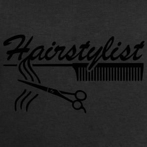 Hairstylist coiffure Styling `* Ciseaux à cheveux  Sacs - Sweat-shirt Homme Stanley & Stella