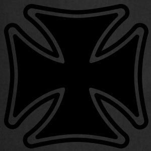 iron cross T-shirts - Keukenschort