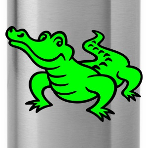 Crocodile - Water Bottle