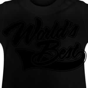 World's Best Shirts - Baby T-Shirt
