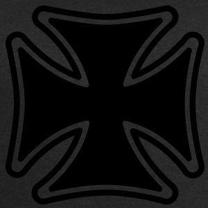 iron cross T-Shirts - Men's Sweatshirt by Stanley & Stella