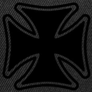 iron cross T-Shirts - Snapback Cap