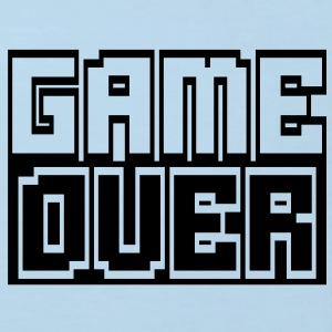 game over II Hoodies - Kids' Organic T-shirt