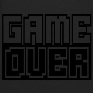 game over II Sacs - T-shirt manches longues Premium Homme