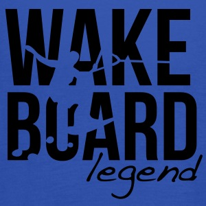 wakeboard  T-Shirts - Women's Tank Top by Bella