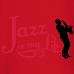 jazz is my life Sweaters - T-shirt