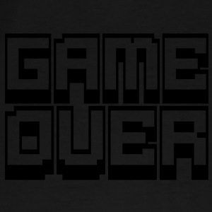 game over Tassen - Mannen Premium T-shirt