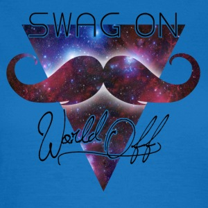 world off swag on Väskor - T-shirt dam