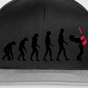 rock evolution Magliette - Snapback Cap