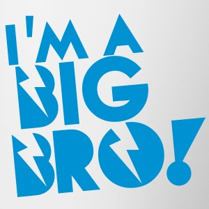 I'm a BIG BRO (Brother) Hoodies - Mug