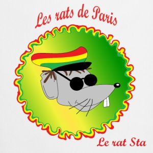 The rats of Paris - The rasta Koszulki - Fartuch kuchenny