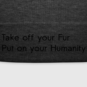 Take off your Fur T-shirts - Wintermuts