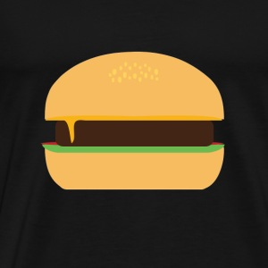 Burger - Men's Premium T-Shirt