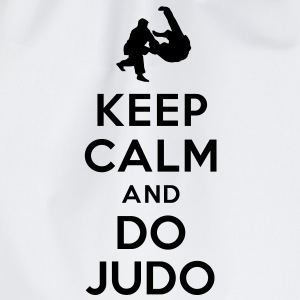 Keep calm and do Judo Sweat-shirts - Sac de sport léger