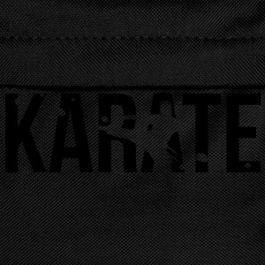 karate T-Shirts - Kinder Rucksack