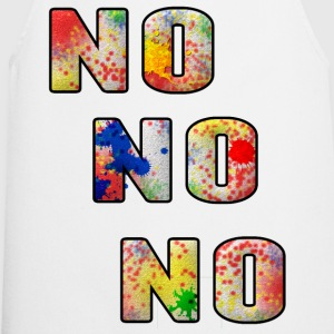 No No No Tee shirts - Tablier de cuisine