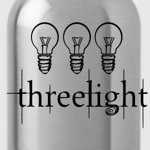 Threelight Shirt - Trinkflasche