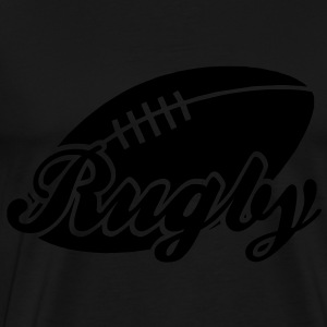 rugby Sweaters - Mannen Premium T-shirt