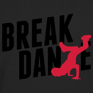 breakdance Tee shirts - T-shirt manches longues Premium Homme
