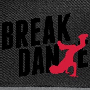 breakdance Tee shirts - Casquette snapback