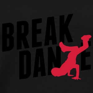 breakdance Sweat-shirts - T-shirt Premium Homme