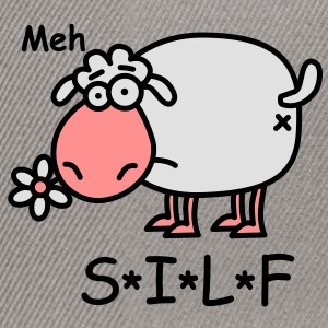 SILF - Sheep I Like to Fuck T-Shirts - Snapback Cap