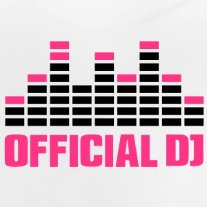 Official DJ Equalizer T-Shirts - Baby T-Shirt