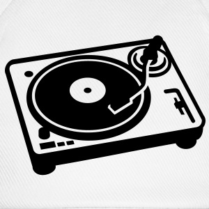 Turntable T-Shirts - Baseballkappe