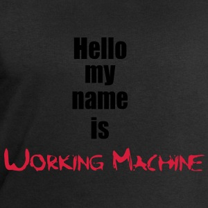 My Name is Working Machine 2c Tee shirts - Sweat-shirt Homme Stanley & Stella