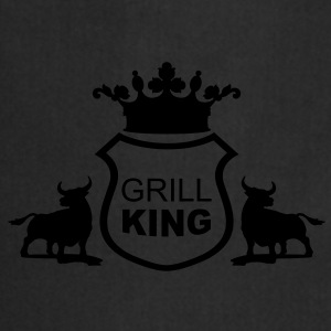 grill_king T-Shirts - Cooking Apron