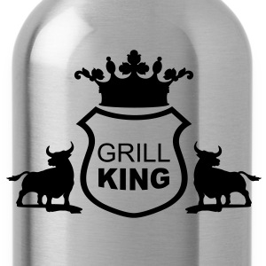 grill_king T-Shirts - Water Bottle