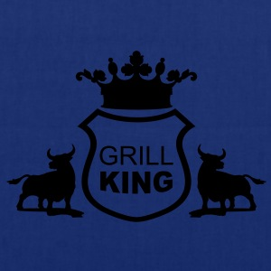 grill_king T-Shirts - Tote Bag