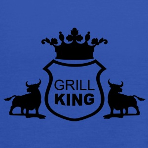grill_king T-Shirts - Women's Tank Top by Bella