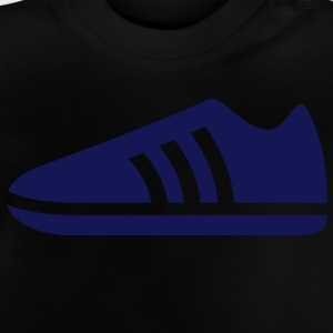 Sports Shoe (1c)++2013 Camisetas - Camiseta bebé