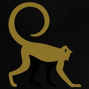 Monkey Tail (2c)++2013 T-shirts - Baby-T-shirt