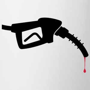 Gas Nozzle Blood (2c)++2013 T-Shirts - Tasse