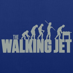 The walking Jet - Stoffbeutel