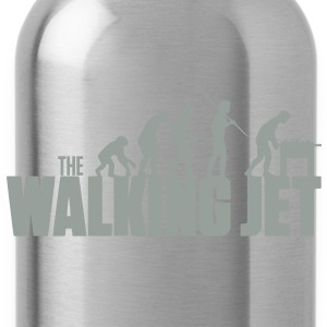 The walking Jet - Trinkflasche