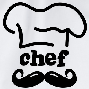 moustache chef Sweaters - Gymtas