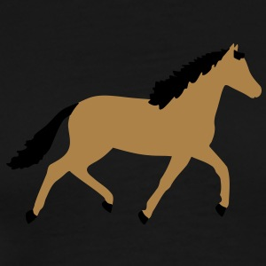 horse Hoodies & Sweatshirts - Men's Premium T-Shirt