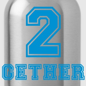 Together couples - Water Bottle