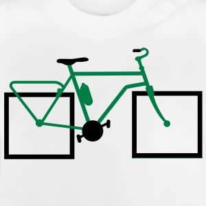 bicycle_2__b1 Shirts - Baby T-Shirt